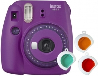 FujiFilm Instax Mini 9 Purple Limited Edition